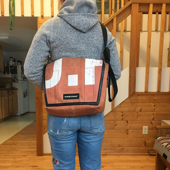 483bee1a24f Freitag Handbags - Freitag Messenger Bag